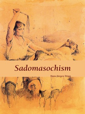 cover image of Sadomasochism