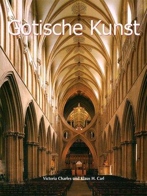 cover image of Gotische Kunst