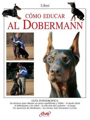 cover image of Cómo educar al Dobermann