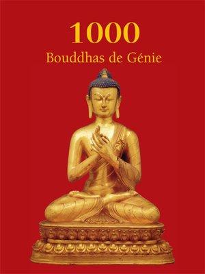cover image of 1000 Buddhas de Génie