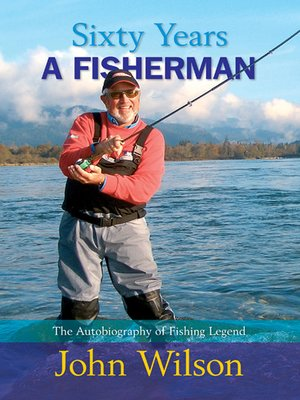 cover image of Sixty Years a Fisherman