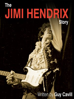 cover image of The Jimi Hendrix Story