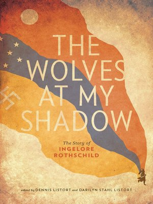 cover image of The Wolves at My Shadow