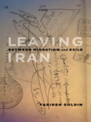 cover image of Leaving Iran