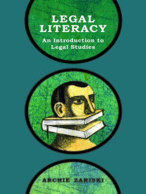 cover image of Legal Literacy