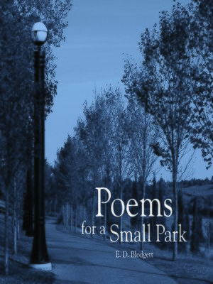 cover image of Poems for a Small Park