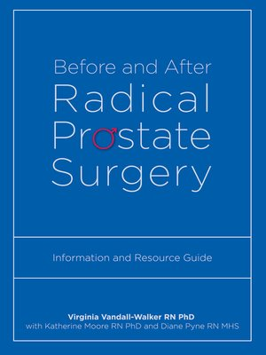 cover image of Before and After Radical Prostate Surgery