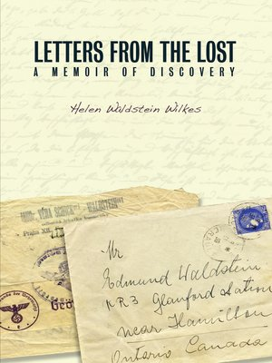 cover image of Letters from the Lost