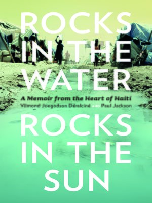 cover image of Rocks in the Water, Rocks in the Sun