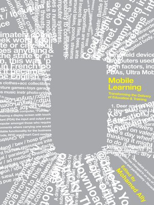 cover image of Mobile Learning