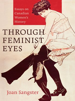 cover image of Through Feminist Eyes