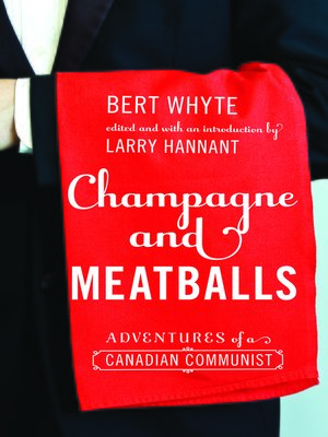 cover image of Champagne and Meatballs
