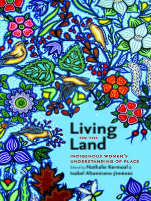 cover image of Living on the Land