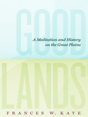cover image of Goodlands
