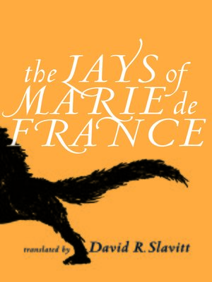 cover image of The Lays of Marie de France