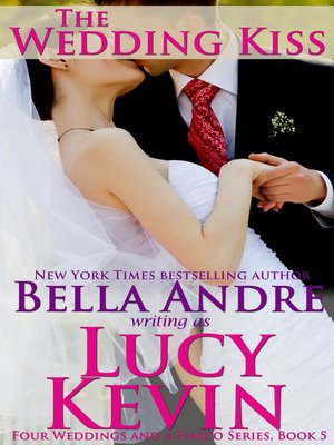 cover image of The Wedding Kiss