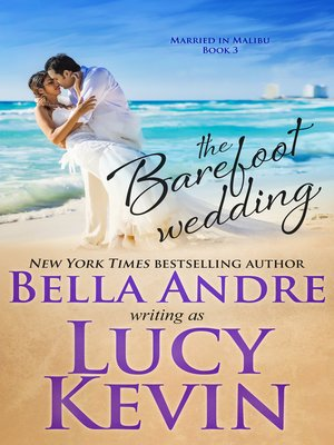 cover image of The Barefoot Wedding