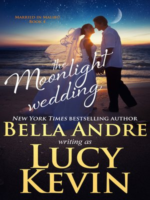 cover image of The Moonlight Wedding