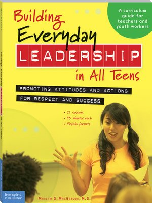 cover image of Building Everyday Leadership in All Teens