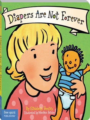 cover image of Diapers Are Not Forever