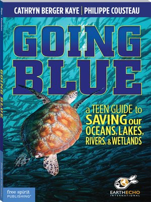 cover image of Going Blue