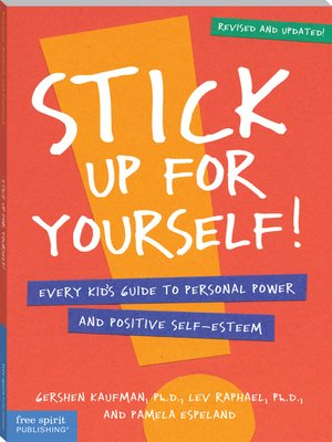 cover image of Stick Up for Yourself!