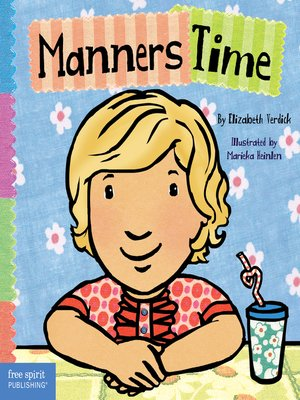 cover image of Manners Time