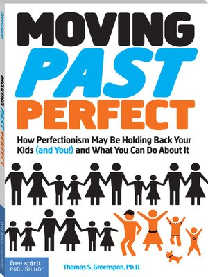 cover image of Moving Past Perfect