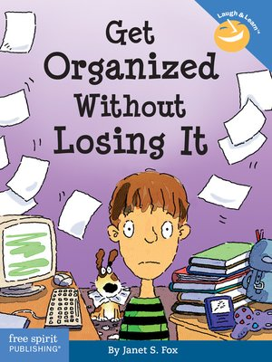 cover image of Get Organized Without Losing it