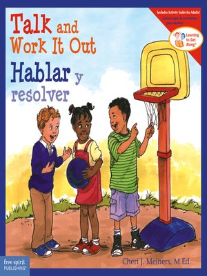 cover image of Talk and Work It Out / Hablar y resolver