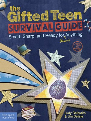 cover image of The Gifted Teen Survival Guide
