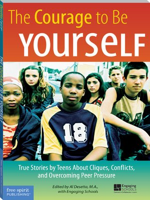 cover image of The Courage to Be Yourself