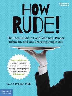 cover image of How Rude!