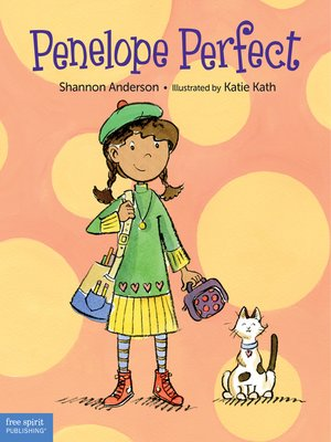 cover image of Penelope Perfect