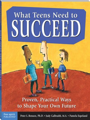 cover image of What Teens Need to Succeed