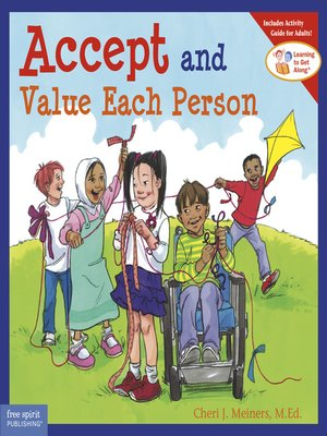 cover image of Accept and Value Each Person