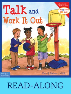 cover image of Talk and Work It Out