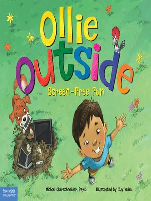 cover image of Ollie Outside