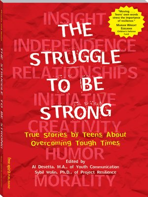 cover image of The Struggle to Be Strong
