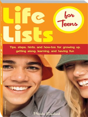 cover image of Life Lists for Teens