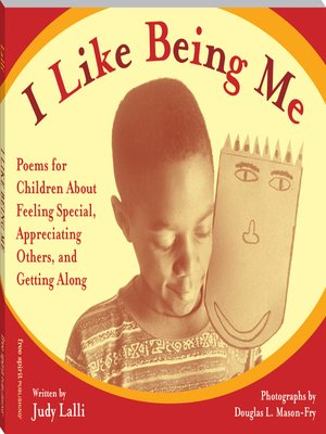 cover image of I Like Being Me