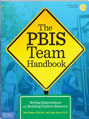 cover image of The PBIS Team Handbook