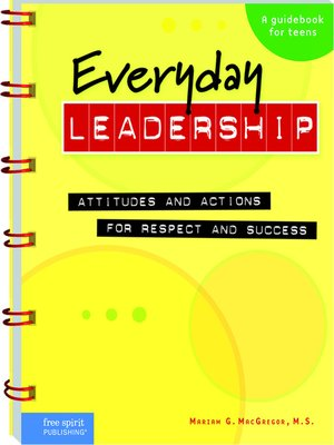 cover image of Everyday Leadership