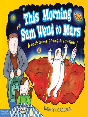 cover image of This Morning Sam Went to Mars