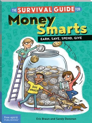 cover image of The Survival Guide for Money Smarts