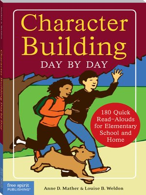 cover image of Character Building Day by Day