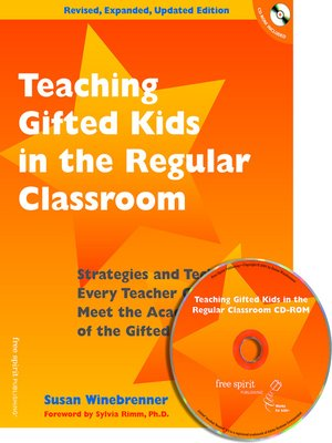 cover image of Teaching Gifted Kids in the Regular Classroom