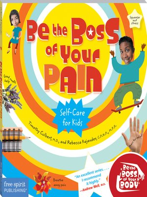 cover image of Be the Boss of Your Pain