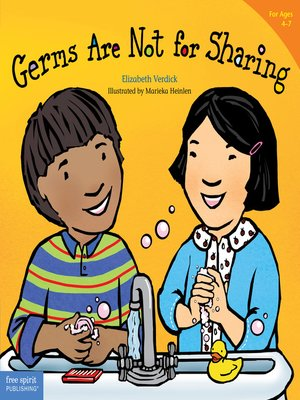 cover image of Germs Are Not for Sharing
