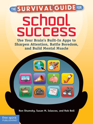 cover image of Survival Guide for School Success